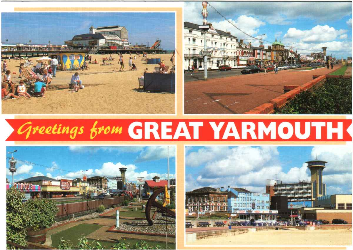 Gallery Great Yarmouth Tourism 2018 Love Great Yarmouth