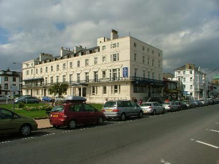 book a stay at The-Nelson-Hotel-on-Great-Yarmouth-Seafront
