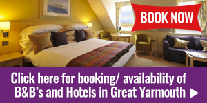 Book a Stay in Great Yarmouth